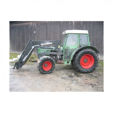 1990 Fendt 275 S Four-Wheel